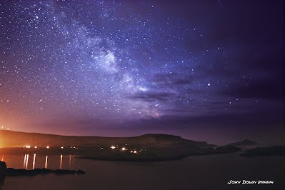 Milky way from Valentia